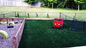 Synthetic Grass Backyard Synthetic Grass Play Areas Greenside Turf