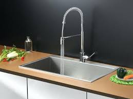 kitchen sink and faucet sets kitchen sinks stainless steel with drainboard sink chrome faucet