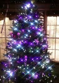 purple christmas tree vibrant design christmas tree with purple lights white chritsmas decor