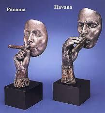 smoke fan for cigars hello havana cigar statue my sculptures gallery