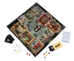 Bedroom Furniture Piece Crossword Clue Amazon Com Clue Board Game 2013 Edition Toys U0026 Games