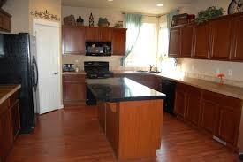 kitchen islands granite top handmade kitchen island with winecooler and granite countertop by