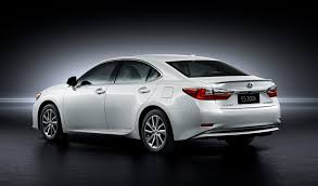 lexus sedan 2016 2016 lexus es unveiled at shanghai auto show photos 1 of 6