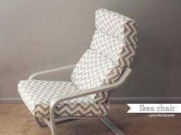 rocking chair cover nursery ikea poang chair recover howjoyful a lettering