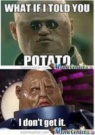Meme Potato - image from http 24 media tumblr com