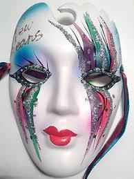 porcelain mardi gras masks porcelain mask rm2 sculpture masking and porcelain