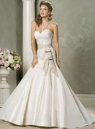 wedding dresses with sash ribbon sash ribbon applique working chapel