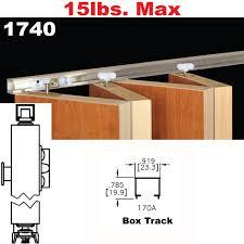 Interior Shutter Doors Johnson Hardware 1740 Multi Fold Interior Shutter Hardware