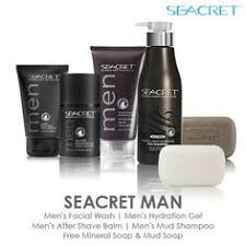 seacret dead sea products presents a special easy way to care for