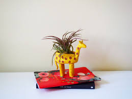 clay giraffe planter diy with kids in mind u2013 home info