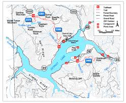 map of hwy 58 oregon willamette national forest detroit lake area