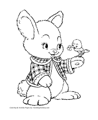 peter cottontail coloring pages peter cottontail u0027s easter suit