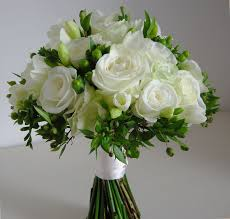 white wedding bouquets wedding bouquets green and white wedding gallery