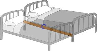 Twin Beds Science Of Sleep by Tips And Tricks How To Sleep In Twins Beds That Are Pushed