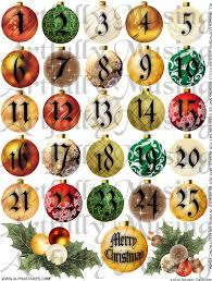 artfully musing christmas tree advent calendar tutorial new