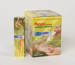 membuat alis dengan henna 10 rekomendasi merk henna yang bagus dan berkualitas