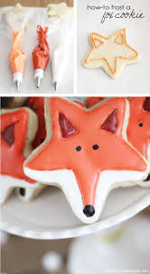 Icing To Decorate Cookies Best 25 Star Sugar Cookies Ideas On Pinterest Pretty Star