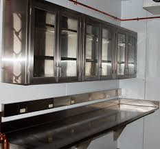 Stainless Steel Wall Cabinets Stainless Steel Casework Lexington Sc