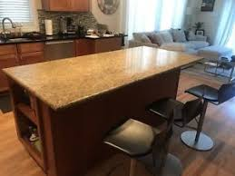 kitchen islands with granite top kitchen island granite ebay
