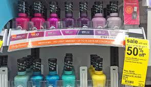 4 00 moneymaker sally hansen miracle gel polish at walgreens