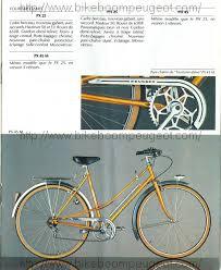 peugeot sport bike peugeot 1979 france brochures