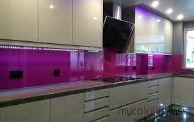 Kitchen Splashback Ideas Uk Kitchen Ideas From Mycolourglass Kitchen Splashbacks