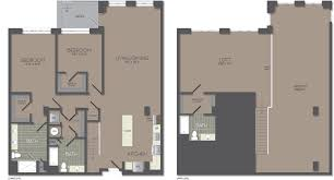 floor plans 672 flats high end apartments in ballston