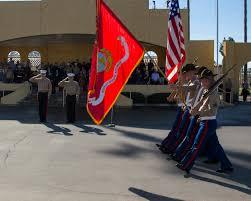 Veterans Flag Depot Marine Corps Recruit Depot San Diego U003e Graduation U003e Graduation