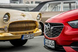 eight decades of big opel cars flagship parade at techno classica