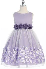 flower girl dresses mesh flower girl dress with taffeta flowers