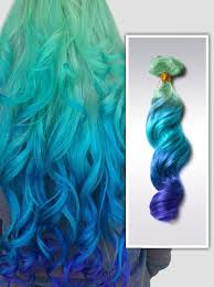 mermaid hair extensions top 10 hot sale colorful human hair extensions on vpfashion