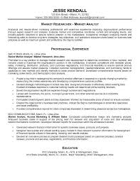 marketing resume objectives resumes ideas collection marketing