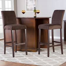 bar stool table set of 2 palazzo extra tall barstool chocolate set of 2 designed to fit