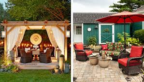 Patio Decorating Ideas Pinterest Patio Outdoor Lighting Outside Patio Ideas Pinterest Home