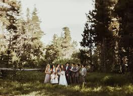 destination cabin wedding el dorado national forest el dorado