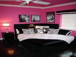 Black Bedroom Ideas by Pink And Black Bedroom