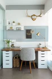 Home Office Ideas For Small Spaces by Best 25 Corner Office Ideas Only On Pinterest Basement Office