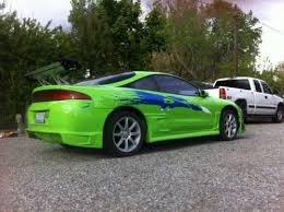 mitsubishi eclipse fast and furious sell used mitsubishi eclipse fast and furious replica in brewster
