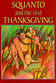 squanto and the thanksgiving carolrhoda on my own book joyce