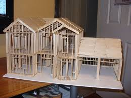 material to build a house model house best art