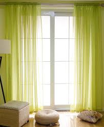 american style imitation linen gauze curtains solid color pinch