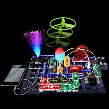 snap circuits light steve spangler science