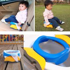 travel potty images Baby travel potty seat 2 in1 portable toilet seat kids comfortable jpg