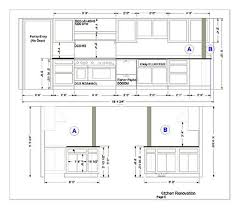 How To Read Dimensions Kitchen Design Dimensions Kitchen Design Dimensions And Narrow