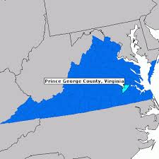 prince georges county map prince george county virginia county information epodunk
