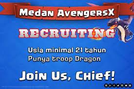 medan avengersx quest to clan level 5 medan avengers