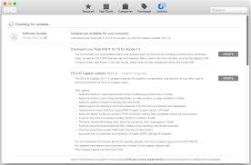 os x 10 11 4 el capitan update available to download