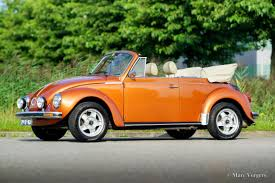 orange volkswagen beetle volkswagen u0027beetle u0027 1303 cabriolet 1978 welcome to classicargarage