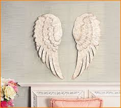 Wings Wall Decor Large Angel Wings Wall Decoration Home Design Ideas