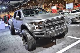 Ford Raptor Truck Wraps - gen 2